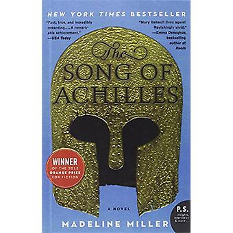 Song of Achilles by Madeline Miller - 9781627655378 Book
