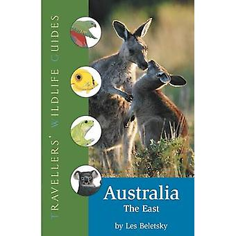 Traveller's Wildlife Guide - Australia; East by Les Beletsky - 9781905