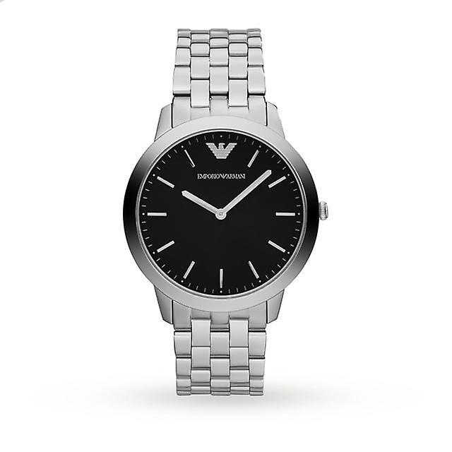 Emporio Armani Ar1744 Men's Stainless Steel Strap Watch