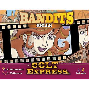 Colt Express Bandits Expansion Pack-Belle brætspil