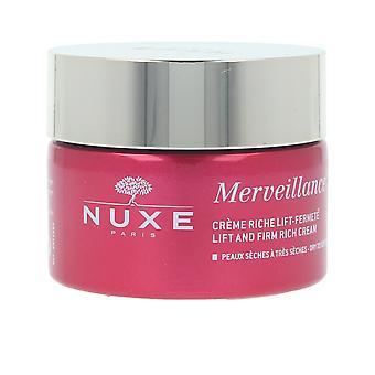 NUXE Merveillance expert crème Riche Lift-Fermeté 50 ml voor vrouwen