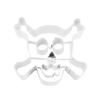 Eddingtons craniu & Crossbones forma cookie cutter