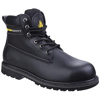 Amblers Safety Mens FS9 Goodyear Welted Safety Boot Nero