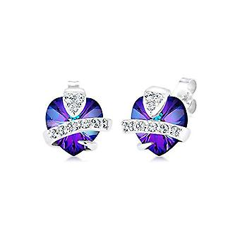 Elli Earrings women's lobe in Silver 925 0301840913