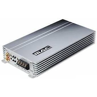 Mac uredd to, 2-kanals lydforsterker, maksimalt 400 watt, B-lager