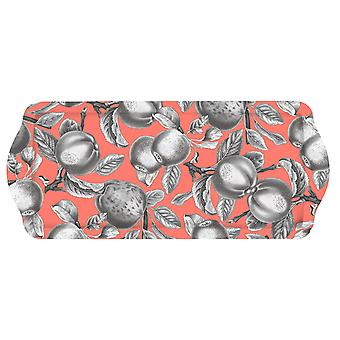 Pimpernel Pomona Koralle Sandwich Tablett
