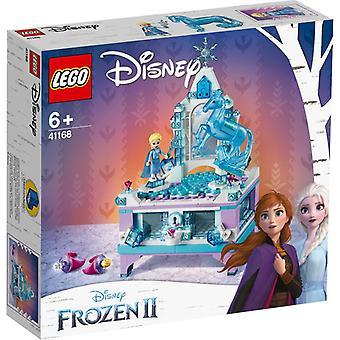 LEGO 41168 Disney Frozen Elsa korut laatikko