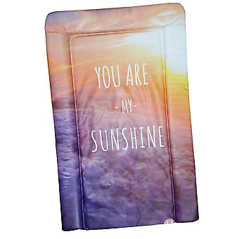 Venosure Changing Mat 'You Are My Sunshine'