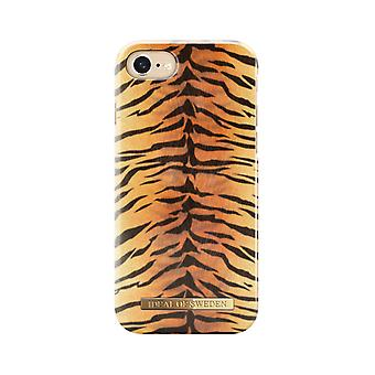 iDeal da Suécia iPhone 8/7/6/SE (2020) - Tigre do Pôr do Sol