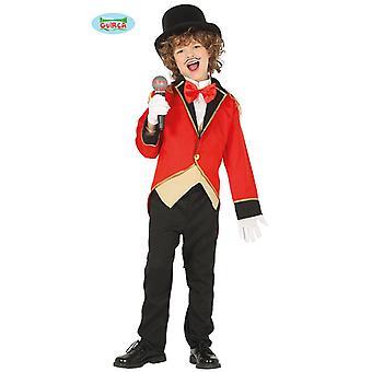Ringmaster costume children Director artist circus child costume