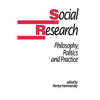 Samfunnsforskning
