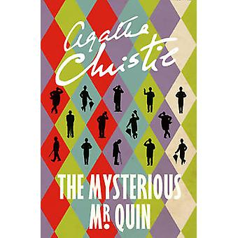 Mysterious Mr Quin by Agatha Christie