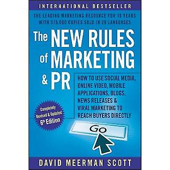 New Rules of Marketing and PR by DavidMeerman Scott