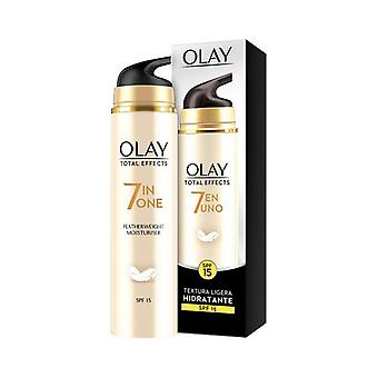 Anti-Ageing Hydrating Cream Total Effects Olay SPF 15 (50 ml)
