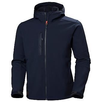 Helly Hansen Mens Kensington Workwear Softshell Jacket with Hood