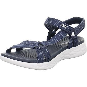 Skechers Brilliancy 15316NVY universal summer women shoes
