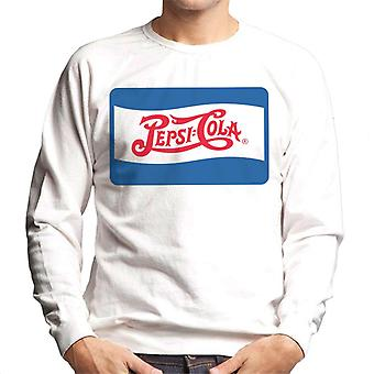 Pepsi Cola 1906 Wave Logo Men's Sweatshirt