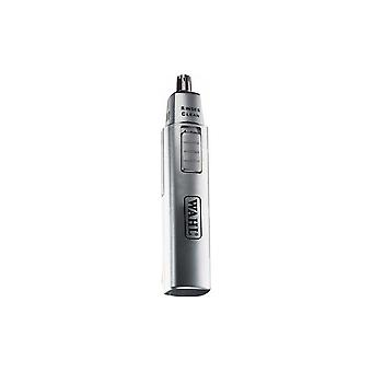 Wahl Satin Nasal Trimmer - Silver 5560-500