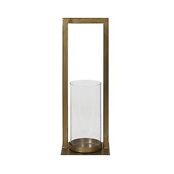 Licht & Living Hurricane 18x15.5x50cm - Maxime Bronze