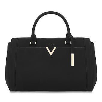 Dawson Vegan Black Hand Bag