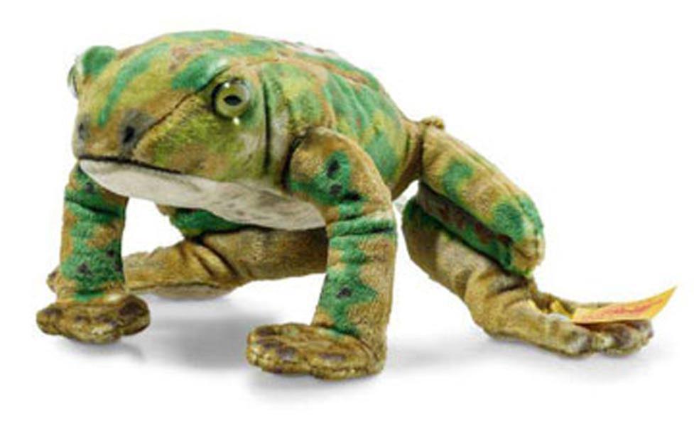 Steiff Froggy frog 12 cm