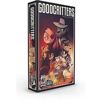 Goodcritters παιχνίδι καρτών