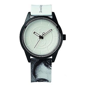 Bürger-Armbanduhr Lächeln Solar Analog Quarz-Plastik RP00J037Y