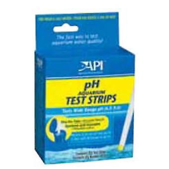 API Test Tiras Ph ( 25 strips) (Fish , Maintenance , pH & Other Substance Test Strips)