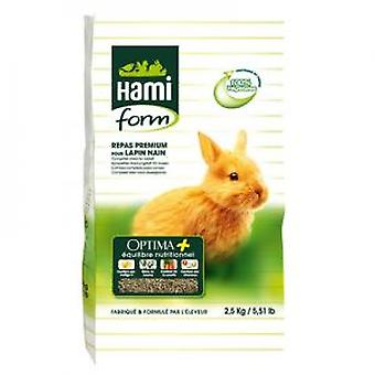 Hami Form Optima Premium Complete food for Conejo. (Small pets , Dry Food and Mixtures)