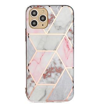 Mønstret marmor skal til iPhone 11 PRO