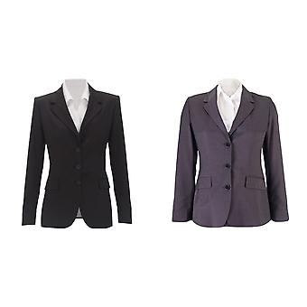 Alexandra Womens/Ladies Icona Long Line Formal Work Jacket