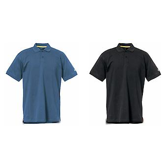 Caterpillar Mens Classic Short Sleeve Polo Shirt