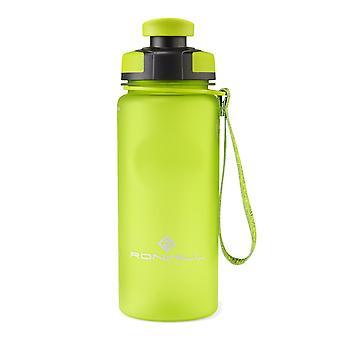 Ron Hill Mens H20 BPA Free Soft Touch 600ml Water Bottle