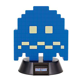 Turn To Blue Ghost Icon LED Light Mini Night Lamp Pac Man Super Bright Gaming