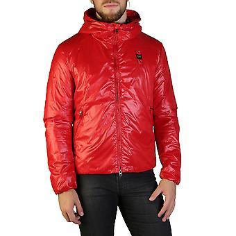 Blauer Original Men Fall/Winter Jacket - Red Color 35662