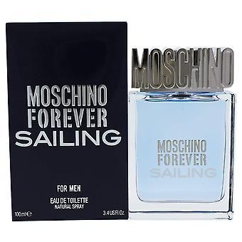 Moschino Forever Sailing Eau de Toilette Spray 100ml