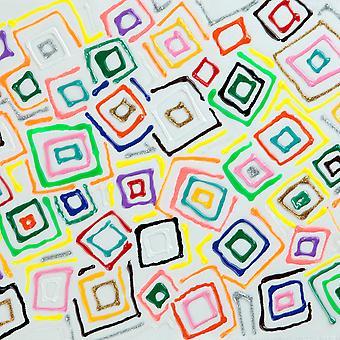 Scribbles 3D Fabric Paints 1oz 20/Pkg-
