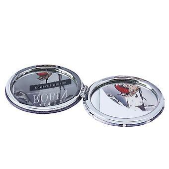 CGB Giftware Winter Robin Compact Mirror
