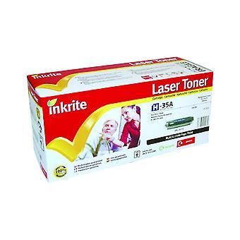 Inkrite Laser Toner Cartridge Compatible with HP Laserjet P1005/P1006 Black
