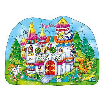 Magical Castle Puzzle