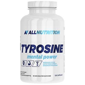 Allnutrition Tyrosine 120 Capsules