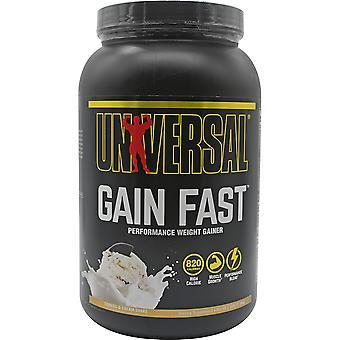 Universal Nutrition Gain Fast Dietary Supplement - 5 Servings - Cookies & Cream
