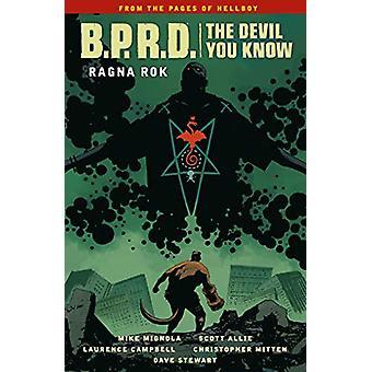 B.p.r.d. - The Devil You Know Volume 3 - Ragna Rok by Mike Mignola - 9