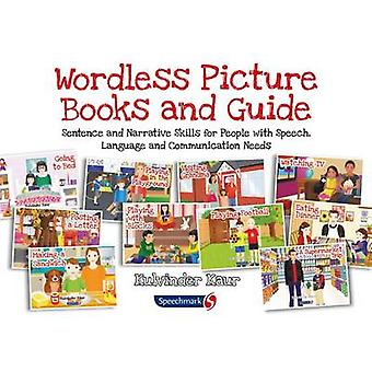 Wordless Picture Books and Guide - Sentence and Narrative Skills for P