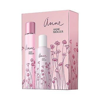 Women's Perfume Set Anne M�ller (2 pcs)