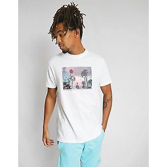 New McKenzie Men's Verdon Short Sleeve T-Shirt White