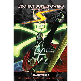 Project SuperPowers Omnibus Volume 2 - Black Terror by Jim Krueger - 9