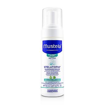 Stelatopia skum shampoo (forsigtigt renser og lindrer fornemmelser af kløende hud) 241171 150ml/5.07oz