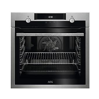 Pyrolytic Oven Aeg BPE53512YM 71 L 3500W A+ Black Stainless steel