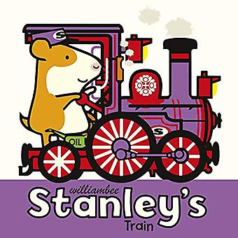 Stanley's Train by William Bee - 9781780080567 Book